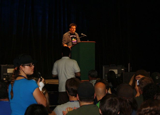 Ron Gilbert  - Keynote speech