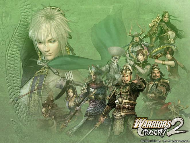 Shu-Warriors Orochi 2