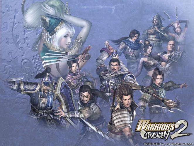 Wei-Warriors Orochi 2