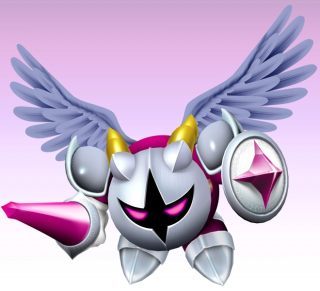 Meta Knight And Galacta Knight Images & Pictures - Becuo