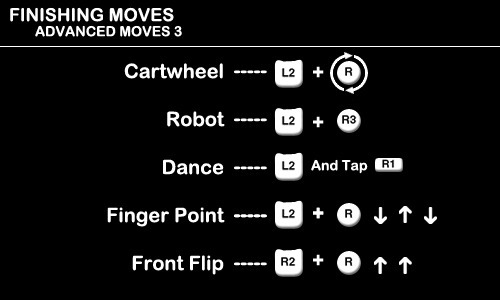 Finishing Moves - Advanced Moves 3