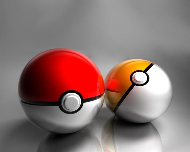 Poke'Balls