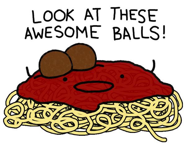 Nice meatballs