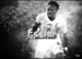 Michael Essien - Ghana - Black and White