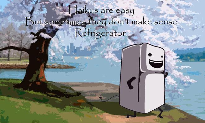 Haikus are easy!