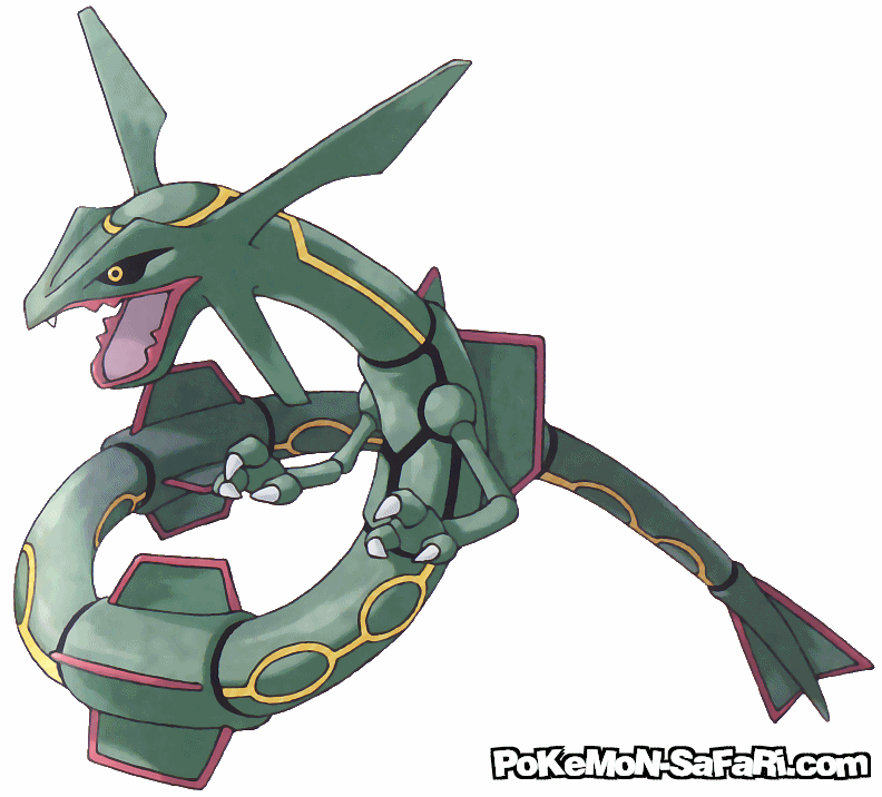 pokemon wallpaper rayquaza. pokemon g1