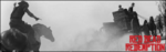 Old Banner (Red Dead Redemption grayscale)