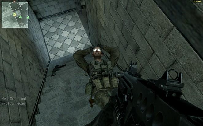 Sleeping on the job?