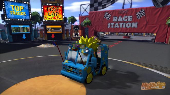 Mod and Kart