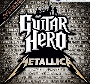 Guitar Hero Metallica User Review Puppets Not Included By