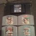 5 of my N64 games.