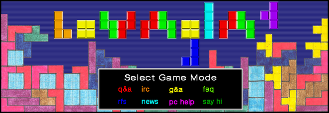 tetris header