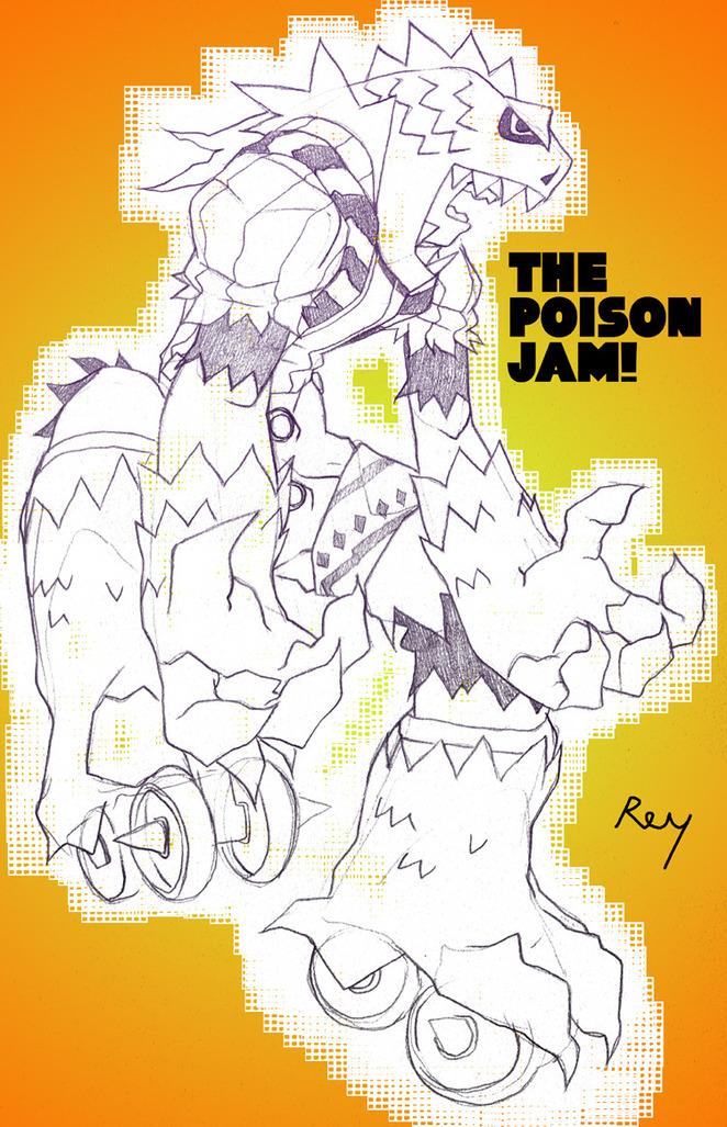 Poison Jam V.3