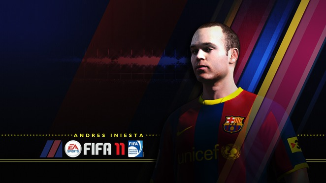 Iniesta Wallpaper 2
