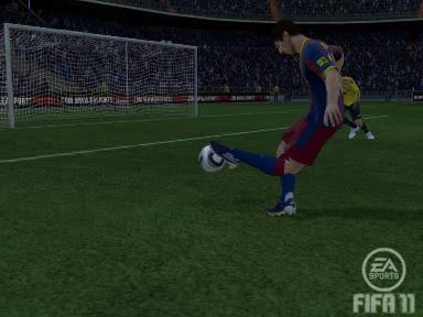 Messi Leg Break FIFA 11 Demo