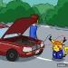 Pikachu gets a job