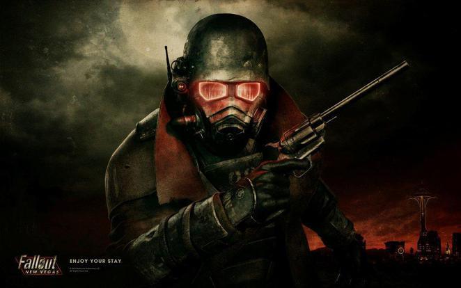 Fallout NV wall 2
