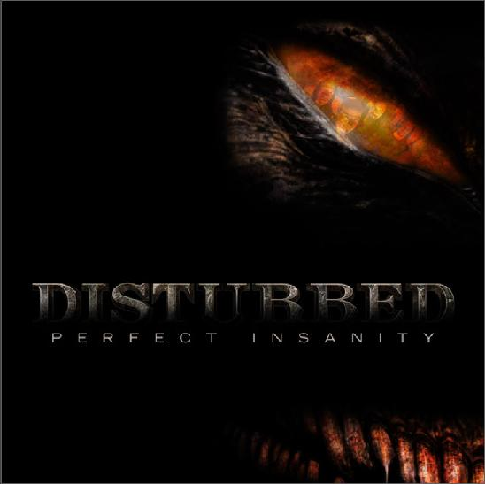 Perfect insanity disturbed single
