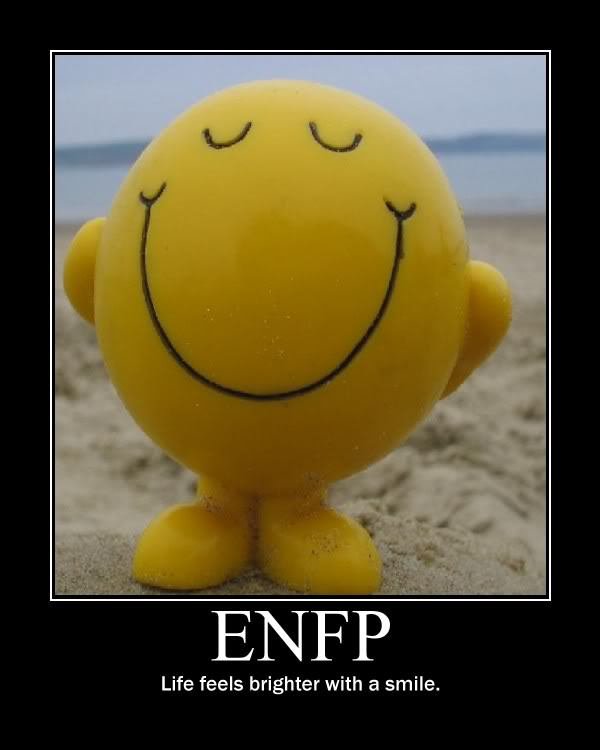 Enfp my personality essay