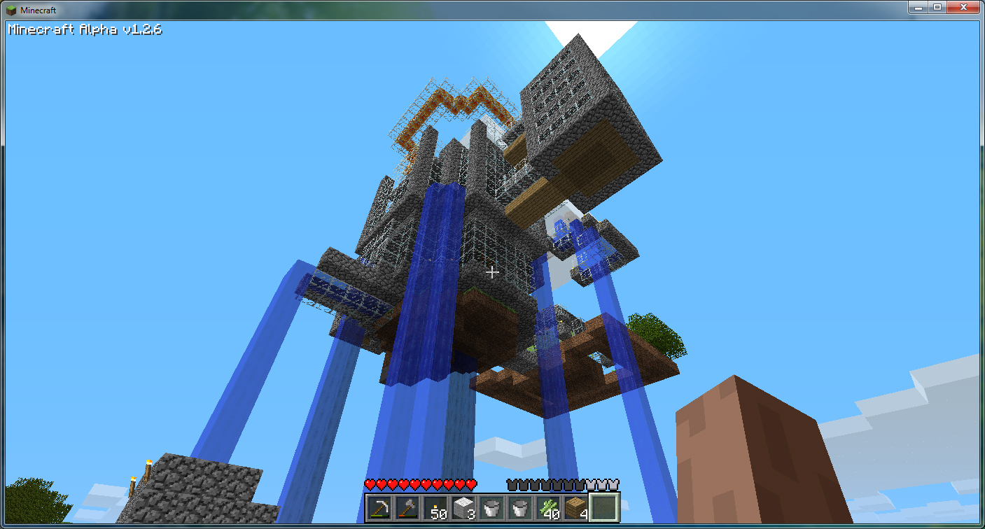 re: Screenshots - Page 2 - Minecraft Forum - Neoseeker Forums