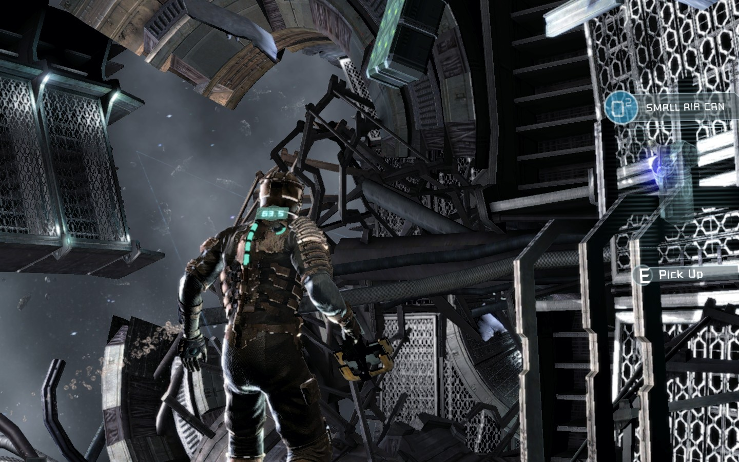 how to i use zero g jump in dead space