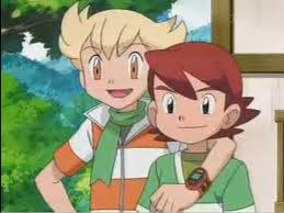 Pokemon Barry Kenny And Dawn Images | Pokemon Images