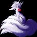 Shiny Ninetails [SLoA illustration-only image]