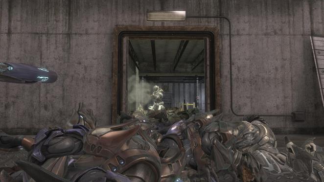 Halo: Reach - Bodies EVERYWHERE