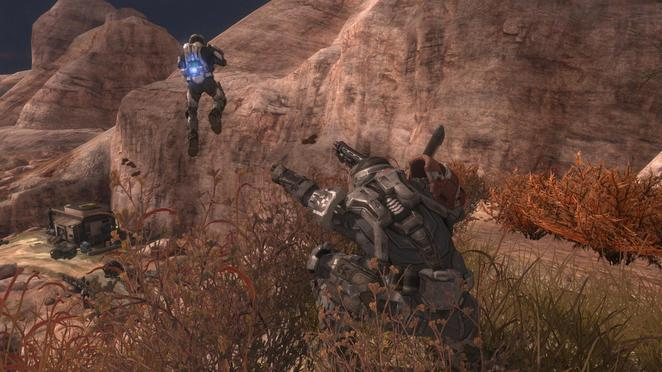 Halo: Reach - Leap of Faith