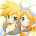 Len and Rin (me) Kagamine