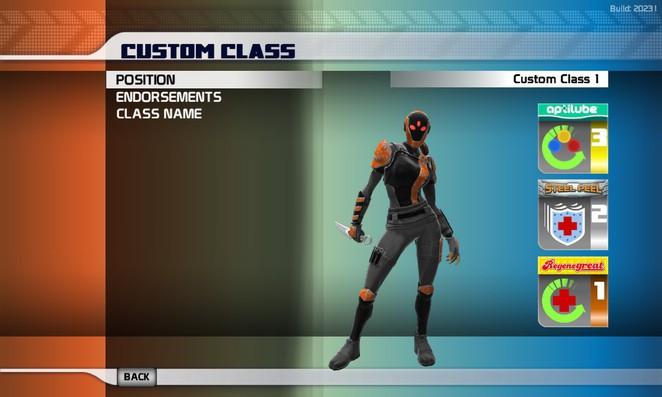 Monday Night Combat - Custom Class