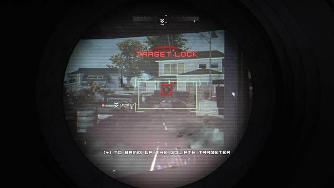 Homefront - Goliath Targeter