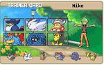 My team in Soulsilver