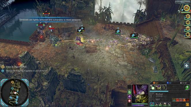Dawn of War II: Retribution - Tyranid Attack