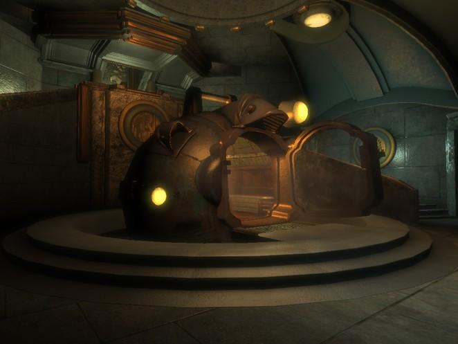 BioShock - Bathysphere