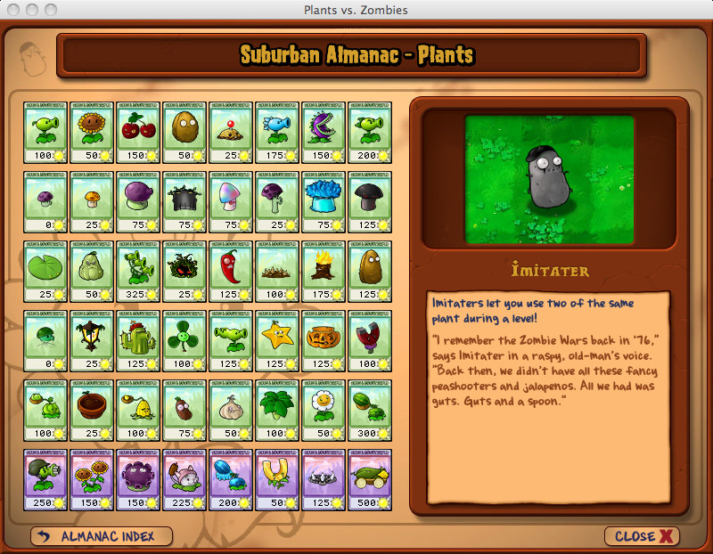 In the PlayStation Vita version, to be able to enter the codes, the player must have the Tree of Wisdom but they do not have to grow it to feet to unlock all the codes, unlike in other versions. When the player buys the tree, a flower with a question mark in it will appear on the home screen, click it and the raven will say