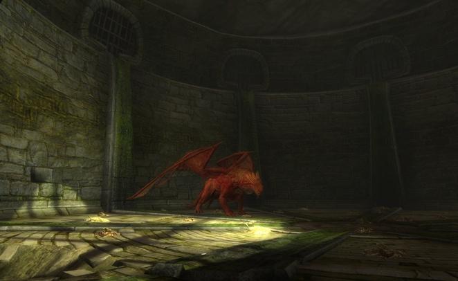 Rift - Scarn, final boss in the Darkening Deeps