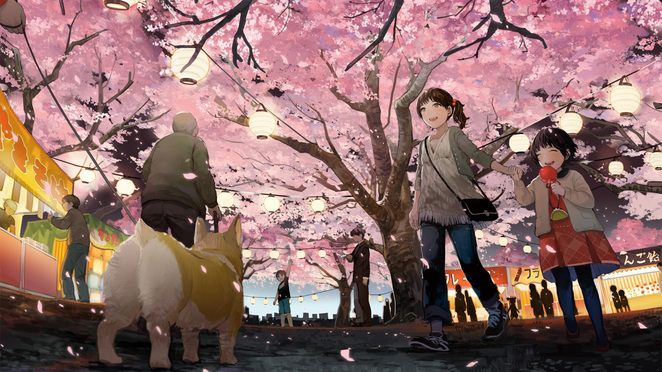 Sakura Festival Cherryblossomfestival1080p_lq_display