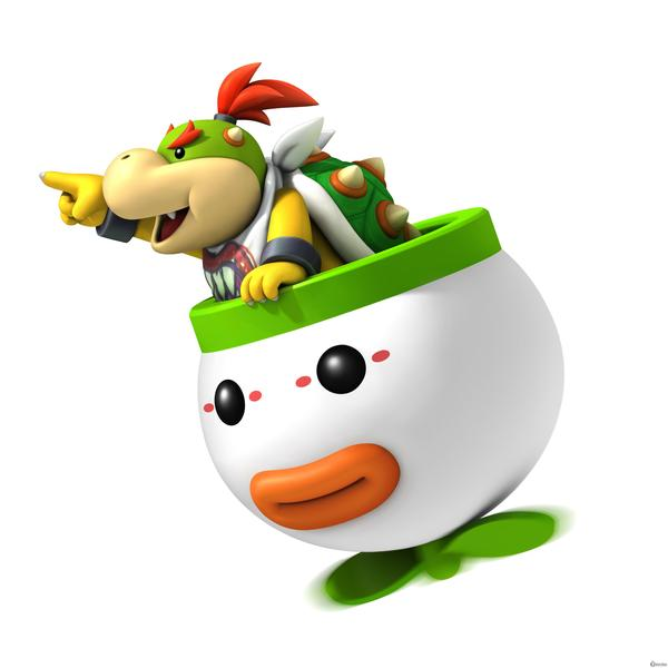 Featured Character: Bowser Jr. - General Mario Brothers ... Golf Galaxy