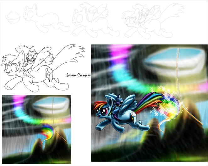 stitch_and_rainbow_dash_progress_display