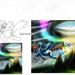 Rainbow Dash and Stitch progress.