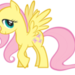 Fluttershy - Transparent Background