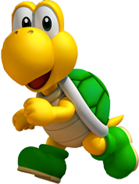 Featured Character Koopa Troopa Mario Brothers Forum