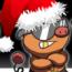 Santa pig!