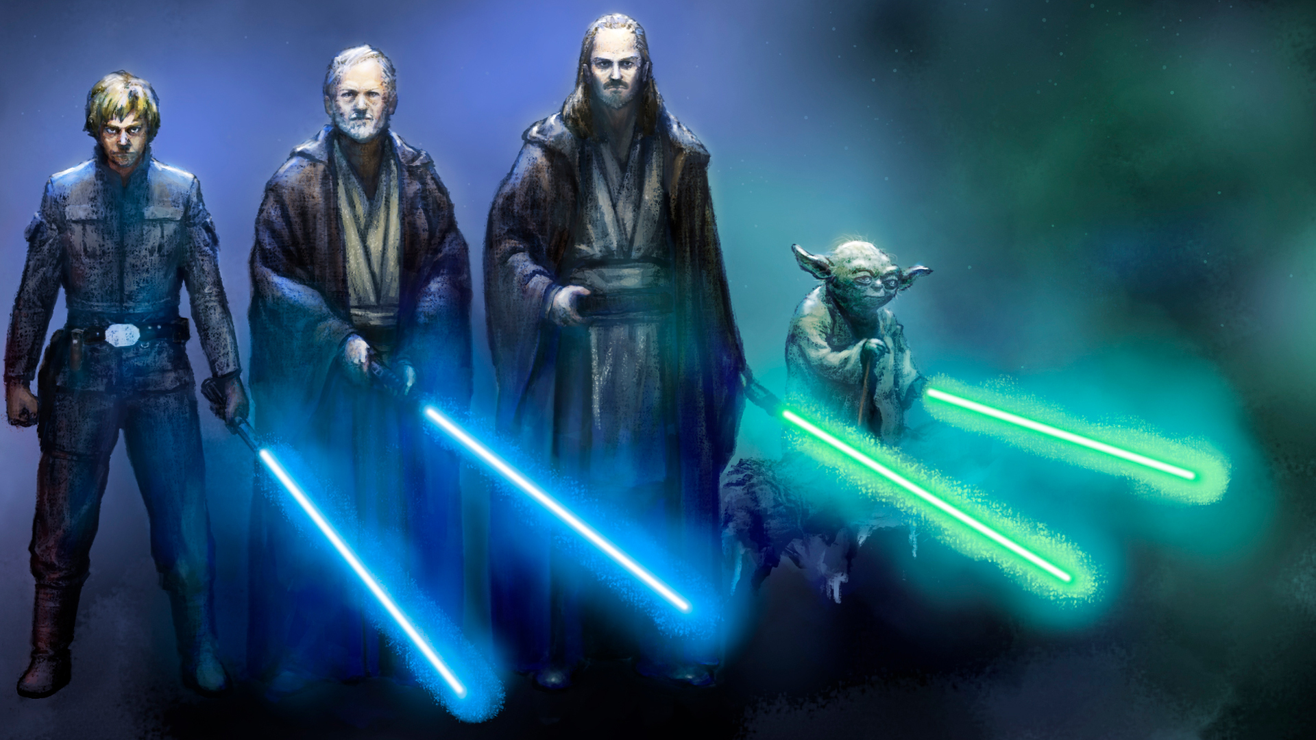 star wars wallpaper jedi from shadow of death hosted