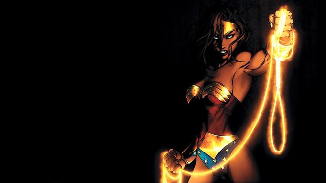 Wonder Woman Desktop