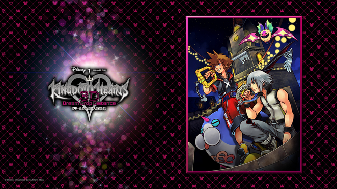 Kingdom Hearts Wallpaper 01