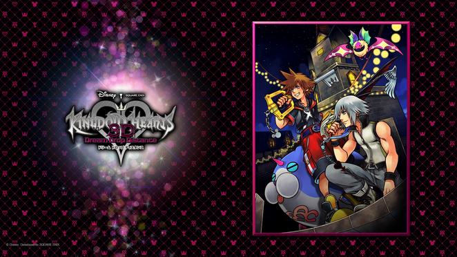 Kingdom Hearts Wallpaper 01