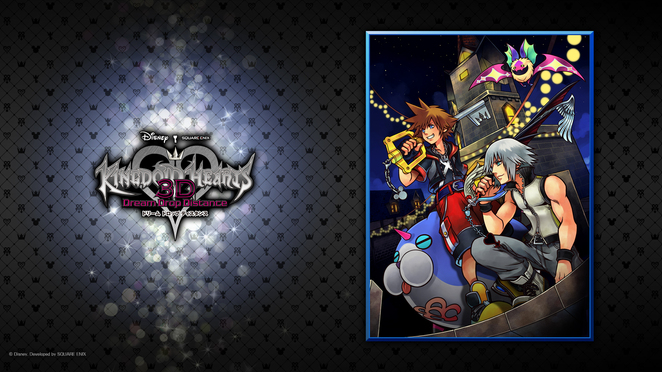 Kingdom Hearts Wallpaper 02