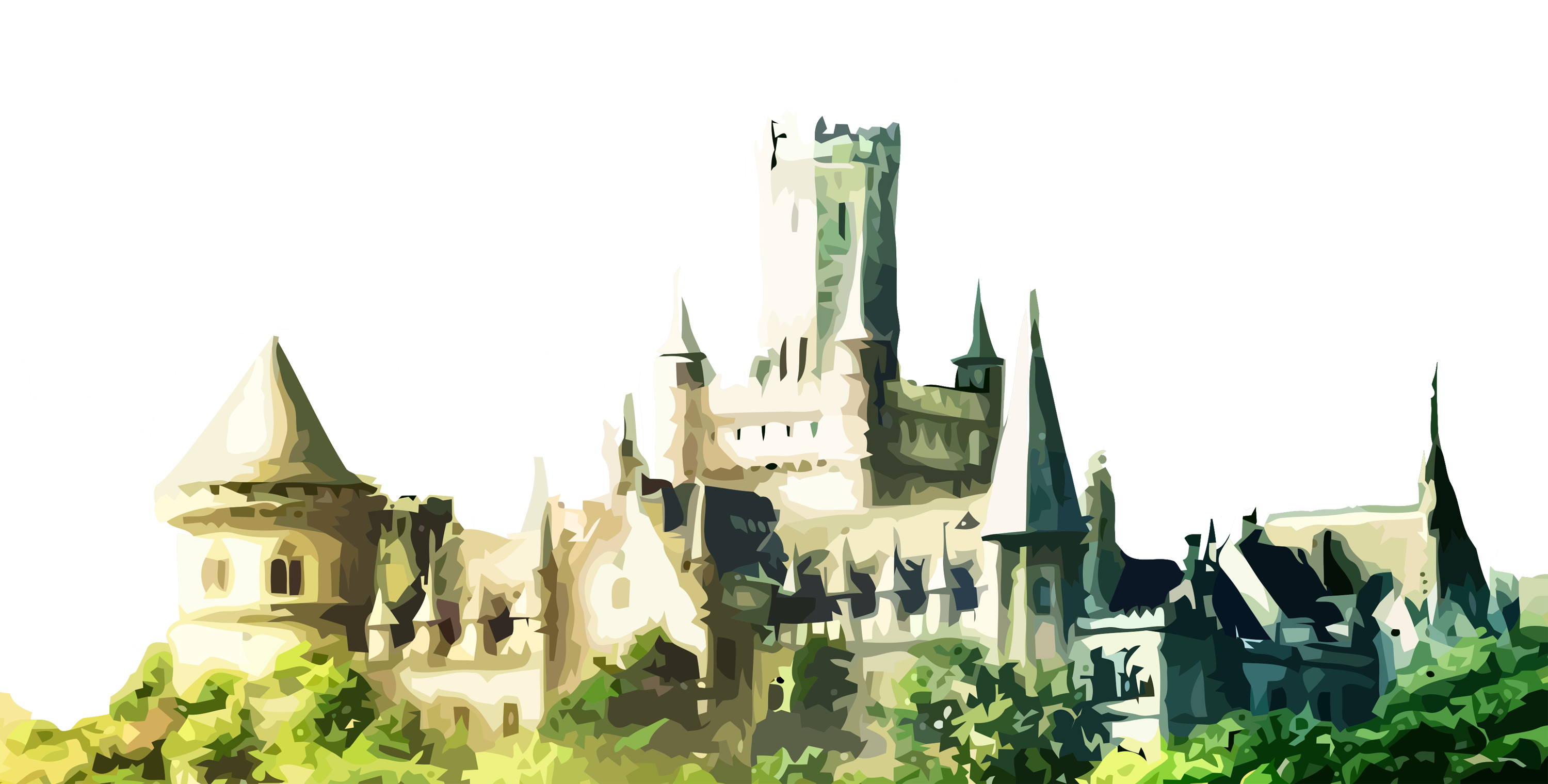 2nd Castle Concept Vector By Esipoded4hhf12 Resize Png